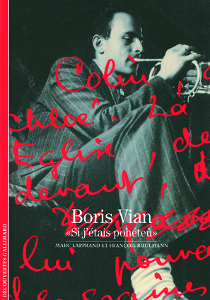 boris vian decouvertes gallimard